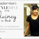 StyleMint Quincy Tee