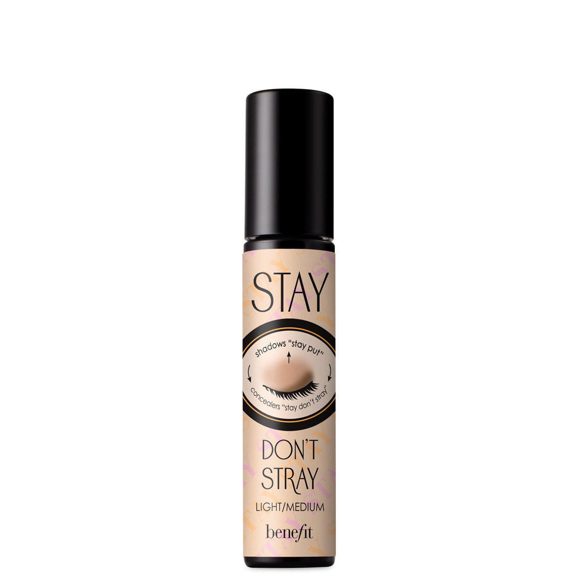 Benefit Cosmetics Stay Don't Stray Eyeshadow Primer alternative view 1 - product swatch.