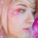 Sailor Chibi Moon // Chibiusa Makeup