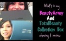 Beauty Army & TotalBeauty Collection Unboxing & Review