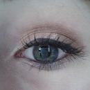 eye make up brown
