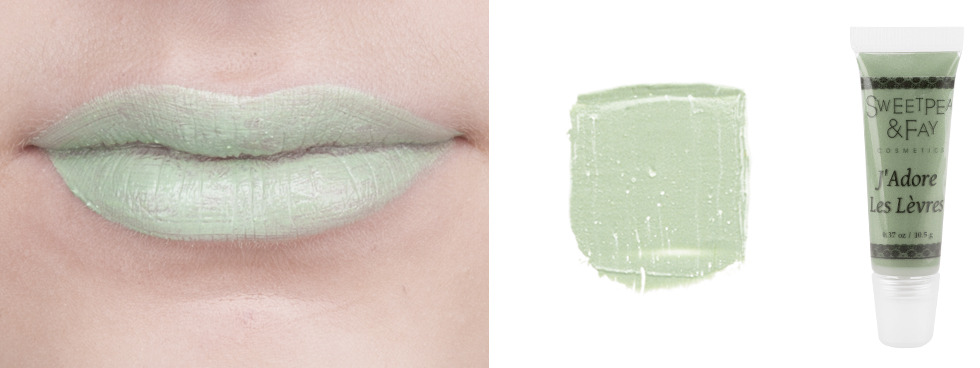 Green Lipstick: Sweetpea and Fay Scuba Gear