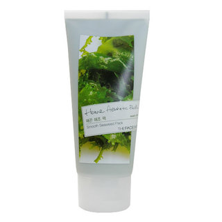 The Face Shop Home Aesthetic Smooth Seaweed Pack