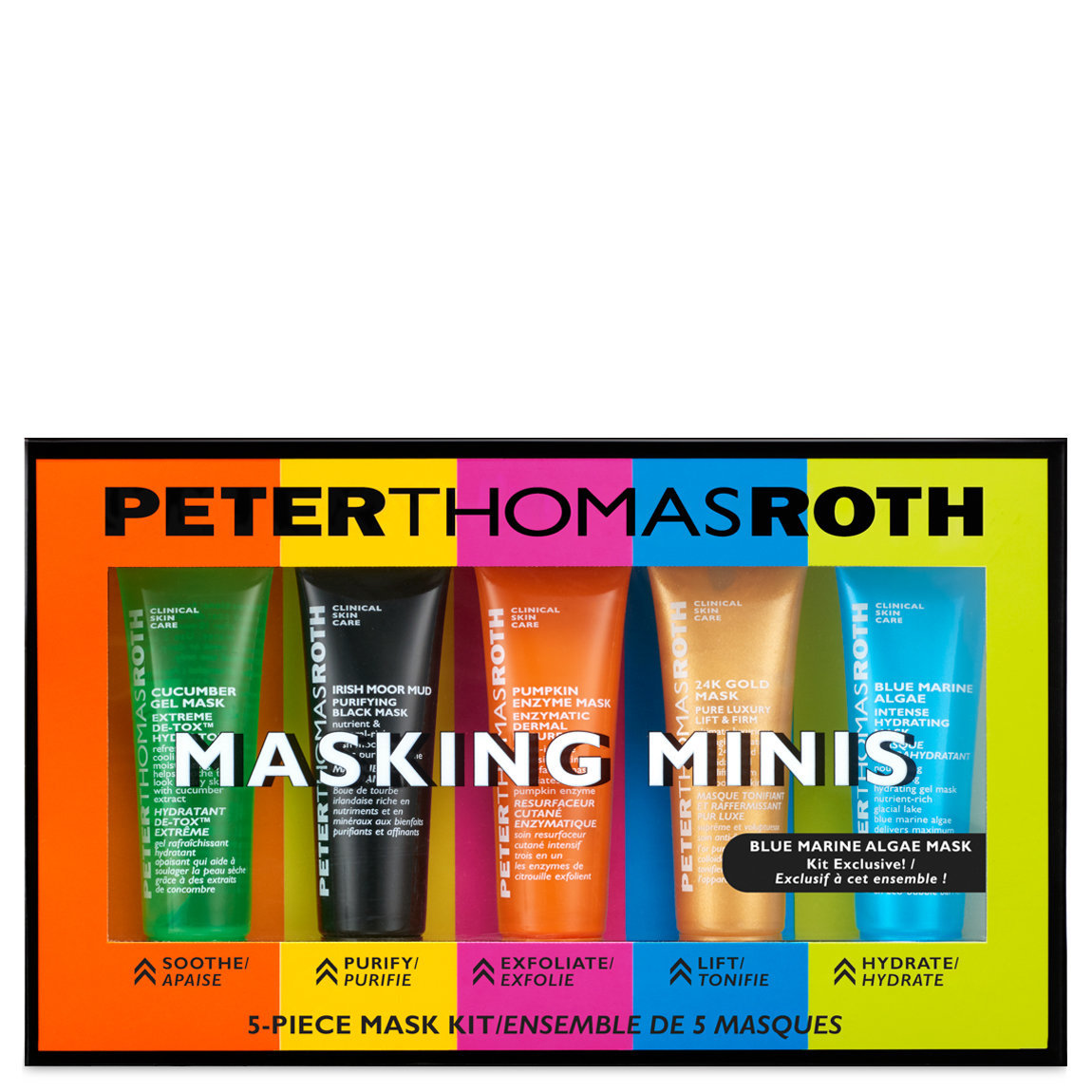 Peter Thomas Roth Masking Minis Kit alternative view 1 - product swatch.