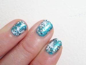 A British, easy, nail art design blog http://thesortinghouse.co.uk