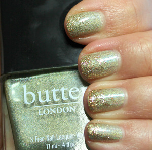Polishes Used - 