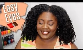 Easy ALL MATTE Eyeshadow Tutorial | The Chocolates Palette