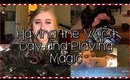 HAVING THE WORST DAY AND PLAYING MAGIC   Vlogmas Day 2