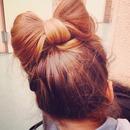 Bow Bun 🎀