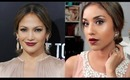 J Lo's Fall Vampy Makeup Tutorial