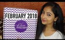 GLAM TREASURE BOX February 2018 | Unboxing & Review | Heart Yourself Edition | Stacey Castanha