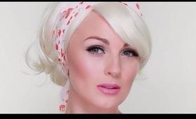 Christina Aguilera 'Your Body' Make Up Tutorial