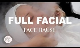 FACIAL TREATMENT at FACE HAUS SANTA MONICA