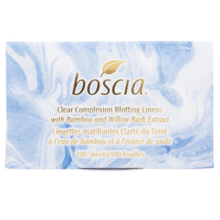 Blotting Linens Clear Complexion