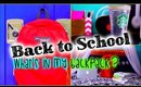 Back to School: What's in my backpack 2014