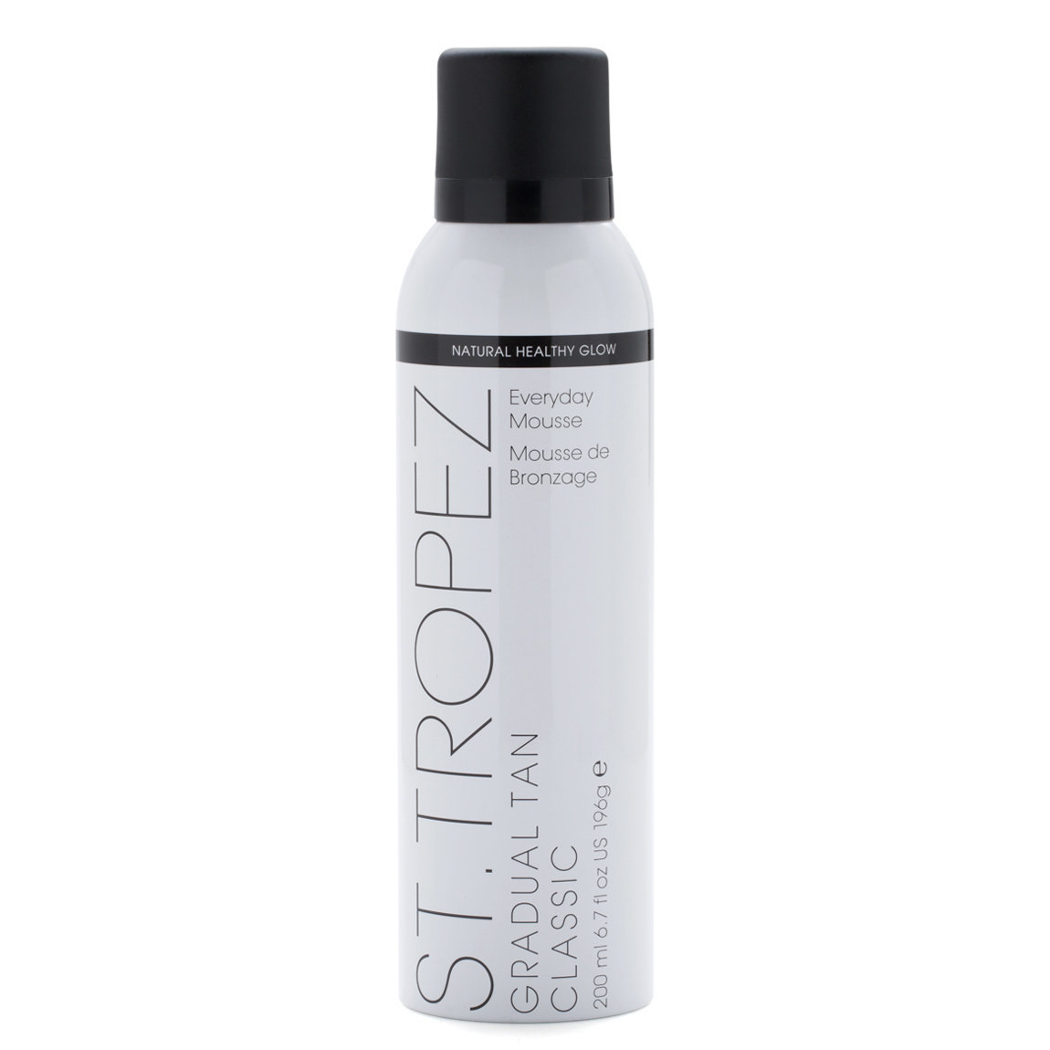 St. Tropez Gradual Tan Everyday Mousse product smear.