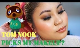Quick Tutorial: Brown Smokey Eye (Inspired by Tom Nook from Animal Crossing) | Victoria Briana