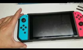 By G.Wheel Switch Protective Cover Case for Nintendo