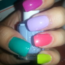 essie summer collection nail polishes