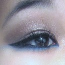Arabic Inspired eyeliner
