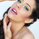 Nikki  Minaj inspired Makeup