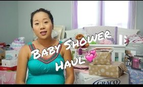 BABY SHOWER HAUL