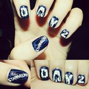 Dayz gamer girl nails