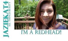 I'm a Redhead!! Story & Products