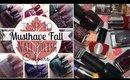 Top Ten Musthave Fall Nail Polish Colours