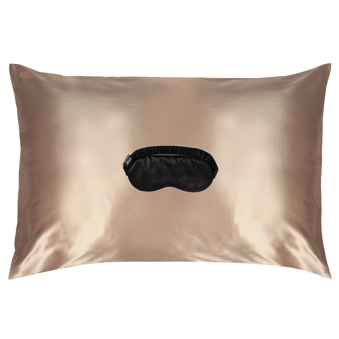 Slip Beauty Sleep Gift Set Caramel & Black alternative view 1 - product swatch.