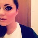 smokie eye with gold