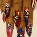 Puerto Rico nails
