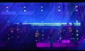 Bruno Mars 24k Magic Tour - Marry You - San Jose SAP Center 7/21/17