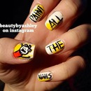 """Paintallthenails"" Nails! :)"