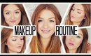 EVERYDAY NATURAL MAKEUP ROUTINE!