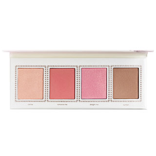 Jouer Cosmetics Champagne & Macarons Face Palette