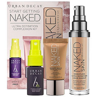 Urban Decay Start Getting Naked Ultra Definition Complexion Kit