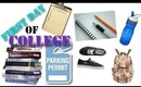 Prepare for First Day of Class - College Tips