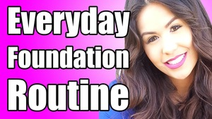 You won't believe what I use as a foundation replacement for my everyday routine! Watch my tutorial on how to achieve a QUICK and SUPER EASY foundation routine in just 6 steps!!  YouTube: https://www.youtube.com/watch?v=XK_yc8PMzKo Blog: http://bootcampbeauty.com/everyday-foundation-routine/