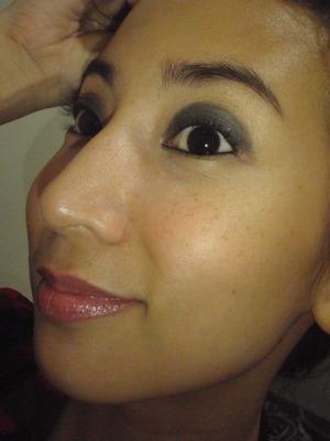Freckles.. :P