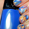 Autism Awareness Month Mani with LVX Nail Polish