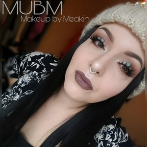 Wanted to be a different human today so this happened ✌ Wig, nose ring and bobble hat 🕵in disguise ⬇⬇ PRODUCTS USED ⬇⬇ +Anastasia beverly hills dip brow medium brown +Maybelline baby skin primer +Max factor lasting performance 100 fair +Rimmel match perfection 010 ivory +Rimmel match perfection loose powder 001 transparent +Anastasia beverly hills contour kit light to medium +Bourjois blush 48 ashes of roses +Mac red brick shadow +Beautyuk blue +Anastasia glow kit moon child ice blue +Duo lash glue +Mink lashes +Nyx liquid suede brooklyn thorn