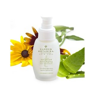 Garden Botanika Advanced Anti-Aging Face Treatment