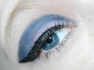 my absolute best work. photographed beautifully. what do you think? all products used listed on my blog!: http://ginger-glam.com/2011/12/31/new-years-eve-party-makeup/
