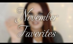 ~ November Obsessions ~ I found a Beauty Blender replacement!