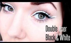 Doubleliner: Black&White