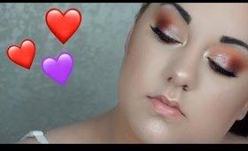 Valentine's Day Makeup | Cathline Kay