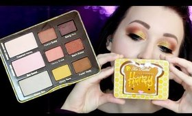 Too Faced Peanut Butter & Honey Palette REVIEW + Swatches