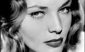 "Beauty Icon : Lauren Bacall ""The Look"" inspired makeup tutorial"