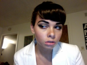 strong brow